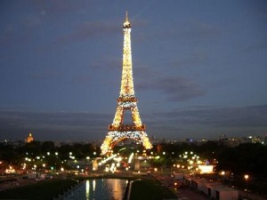 Eiffel ower Paris