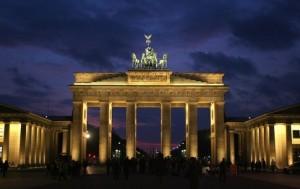 brandebourg door berlin