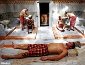 Turkish bath