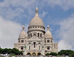 sacre coeur basilica in paris
